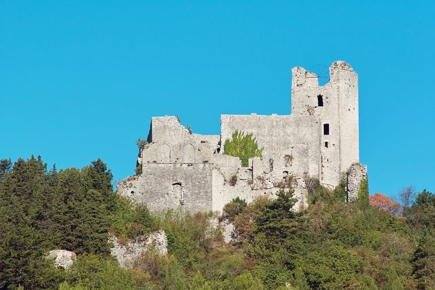 Piediluco castello