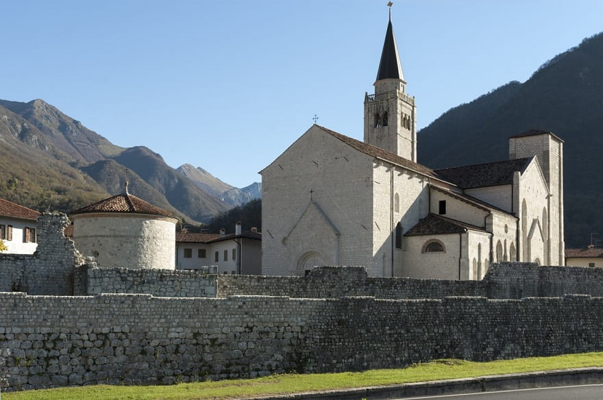 Venzone Chiesa