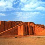 Ziggurat palazzo tempio